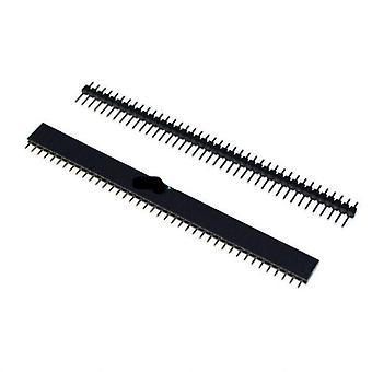 Einreihige Buchse für Pin-Header