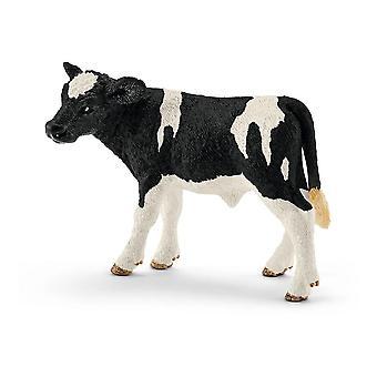Farm World Holstein Kalb Spielzeug Figur