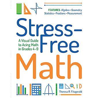StressFree Math Un guide visuel pour acing Math en 49e année par Theresa R Fitzgerald