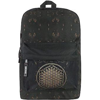 Rock Sax Sempiternal Bring Me The Horizon Backpack