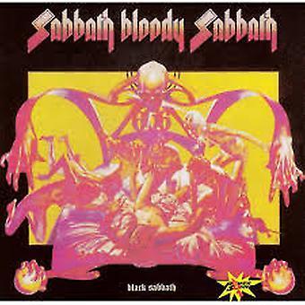 Black Sabbath – Sabbath Bloody Sabbath Vinyl