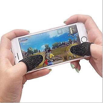 パッグのためのゲーム指袖タッチスクリーンの親指