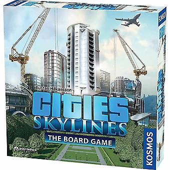 Tile games thames and 691462  70 minutes play time cities: skylines  co-operative game  1-4 players ages 10+