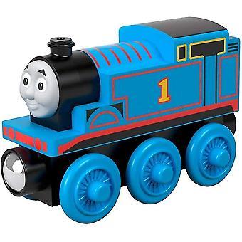 Toy trains train sets thomas friends ggg29 wood thomas toy train  multi-colour