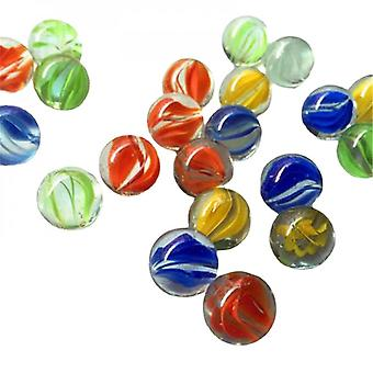 Squid Game 35 Stained Glass Marble Children's Marble Beads