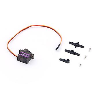 Mg90s Aluminum Metal Gear Servo Micro Tower Pro For Boat Car Plane Helicopter
