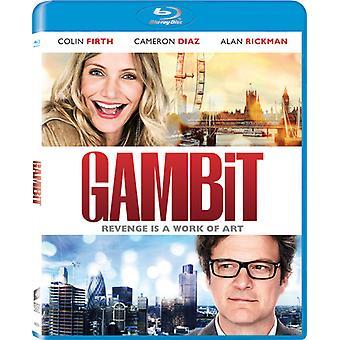 Gambit [BLU-RAY] USA import