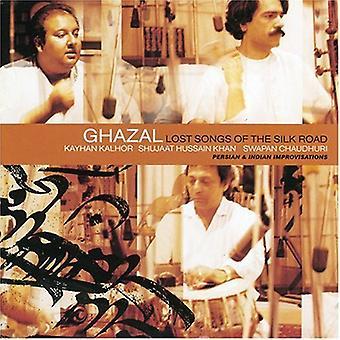 Ghazal-canções perdidas da rota da seda [CD] EUA importação