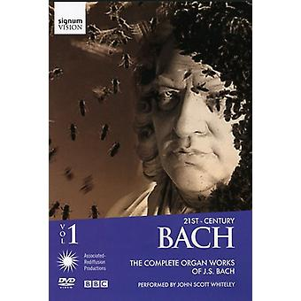 J.S. Bach - 21st Century Bach-Complete Organ Works [DVD] USA import
