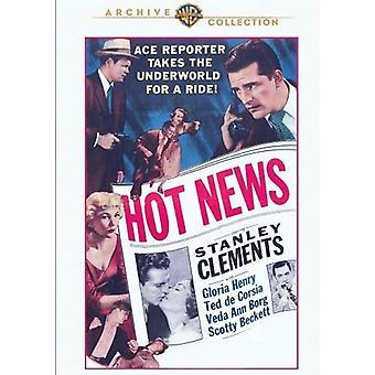 Uutiset [DVD] Yhdysvallat tuoda