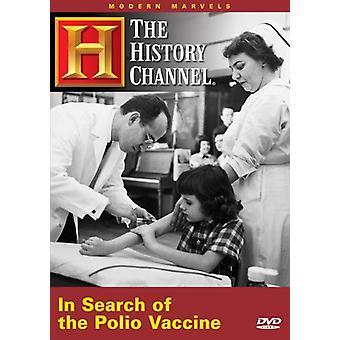 Meraviglie moderne: Vaccino anti-Polio [DVD] Stati Uniti importare