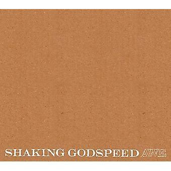 Shaking Godspeed - Awe [CD] USA import