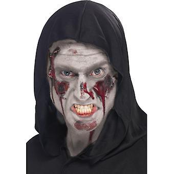 Horror-Fleisch-Tube Weiß 28ml