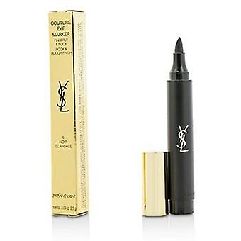 Yves Saint Laurent Couture Eye Marker - Noir # 1-Scandle - 2.5g/0.09oz