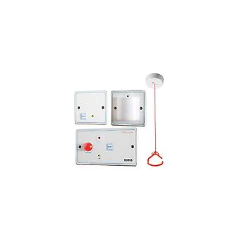 LED Robus Robus Disabled Person Toilet Emergency Alarm System
