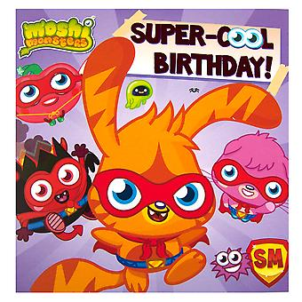 The Art Group Moshi Monsters Super Cool Birthday Card