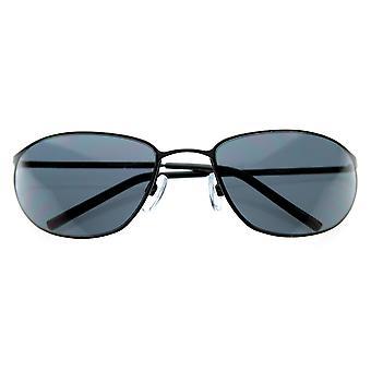 Matrix NEO høj kvalitet Metal Wire Frame briller film inspireret solbriller