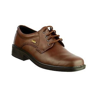 Cotswold Mens Sudeley Waterproof Shoe Brown