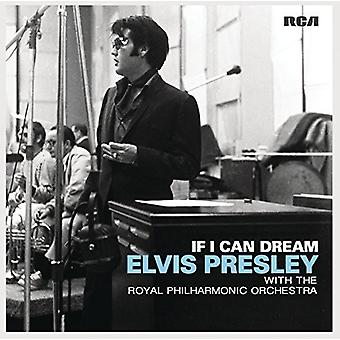 Elvis Presley - If I Can Dream: Elvis Presley with Royal Philharmo [CD] USA import