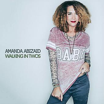 Amanda Abizaid - wandelen in tweeën [CD] USA import
