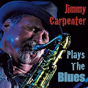 Jimmy Carpenter - Plays the Blues [CD] USA import