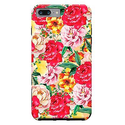 ArtsCase Designers Cases Red Roses for Tough iPhone 8 Plus / iPhone 7 Plus
