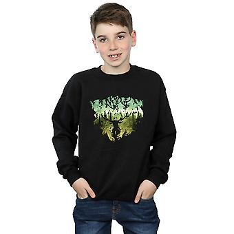 Harry Potter Boys Magical Forest Sweatshirt