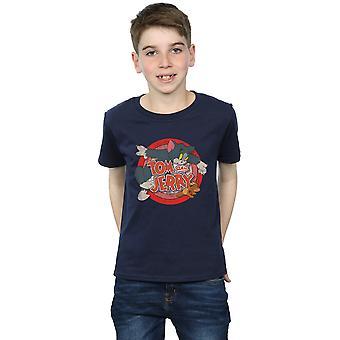 Tom et Jerry Boys Classic Catch T-Shirt