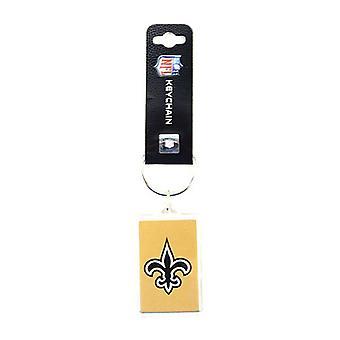 ニューオーリンズ セインツ NFL アクリル キーホルダー