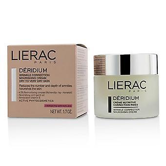 Deridium Wrinkle Correction Nourishing Cream (for Dry To Very Dry Skin) - 50ml/1.7oz