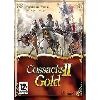 Cossacks II Napoleonic Wars-Gold Edition (PC CD)-ny