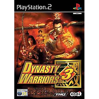Dynasty Warriors 3 - New