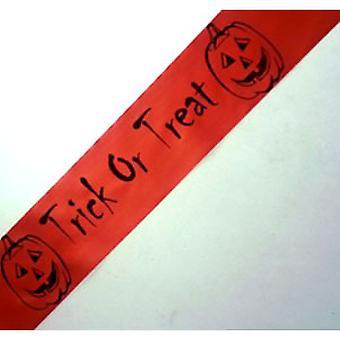 Halloween Satiininauhavyö temppu tai hoitoon suunnittelua 1,4 - lapset