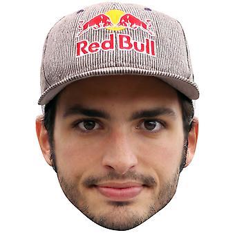 Carlos Sainz Jr Cap Mask