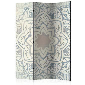 Vouwscherm - Winter Mandala [Room Dividers]
