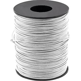 BELI-BECO D 105/100-GY Jumper wire 1 x 0.20 mm² Grey 100 m