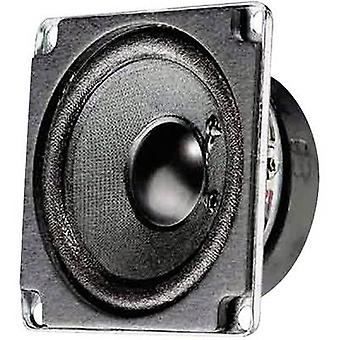 Visaton FRWS 5 2 5 cm Wideband luidspreker chassis 4 W 8 Ω