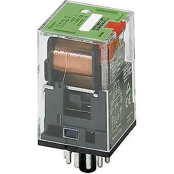 Phoenix Contact REL-OR-230AC/3X21 plug-in Relay 230 V AC 10 A 3 Change-overs 1 PC (s)