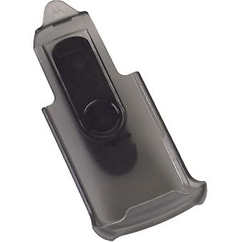 MOTOROLA IDEN Holster with ratchetingbelt clip, smoke.