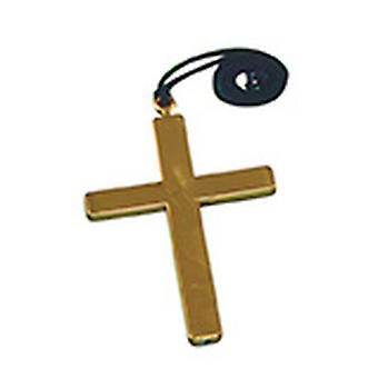 Cross priest nun Dracula vampire crucifix decorating accessory Carnival