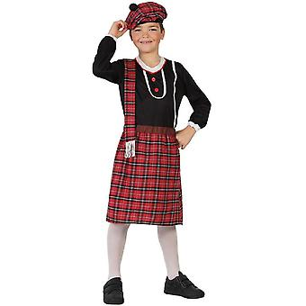 Costumi bambini ragazzi scozzesi costume per i bambini