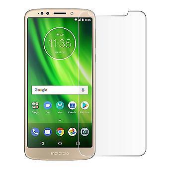 Motorola Moto G6 Play Härdat Glas Skärmskydd Retail