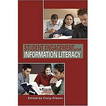学生の関与とクレイグ ・ ギブソン - 9780838 によって情報リテラシー