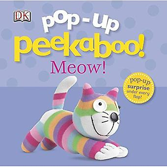 Pop-up-Peekaboo: Miau!