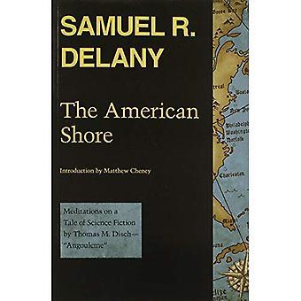 Amerikan land: Meditationer på en berättelse om Science Fiction av Thomas M. DischAngouleme