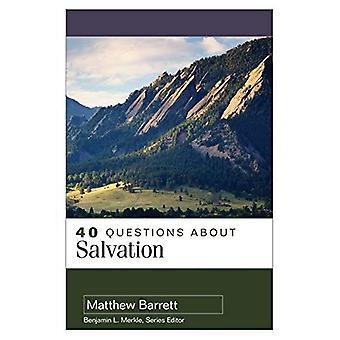 40 vragen over redding