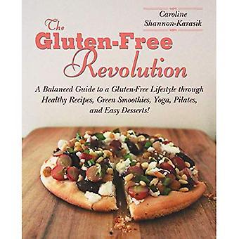 La révolution sans Gluten: Un Guide équilibré pour une vie sans Gluten grâce à des recettes saines, Smoothies verts...