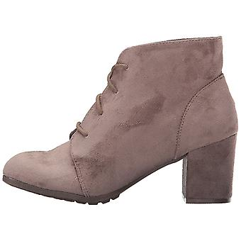 Madden Girl Womens Torch Fabric Round Toe Ankle Fashion Boots