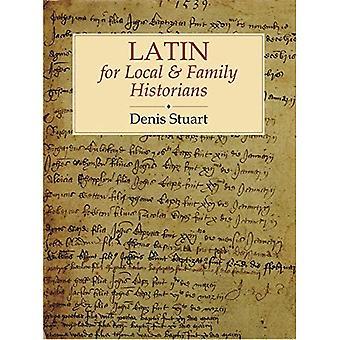 Latim para historiadores locais e família