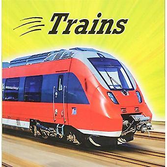 Treinen (weinig Pebble: vervoer)